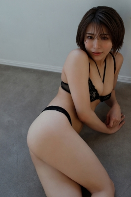Rie Momose Swimsuit Bikini Gravure Last sexy shot of student Vol1 2021008