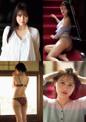 Hitomi Takamatsu swimsuit bikini gravure Center of LOVE 2021004