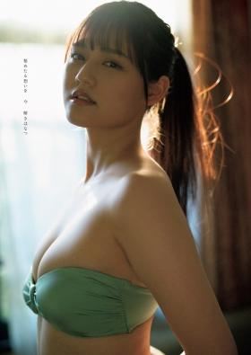 Hitomi Takamatsu swimsuit bikini gravure Center of LOVE 2021006