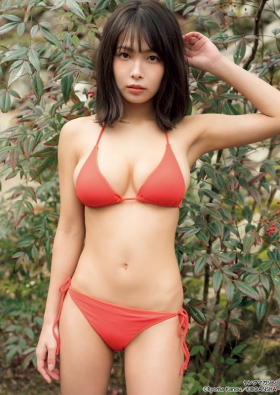 Rio Teramoto swimsuit bikini gravure Waiting for spring 2021012