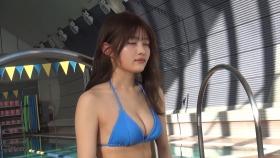 Sakira Inoue swimsuit bikini gravure I didnt become beautiful because I cut my eyebrows 2021011
