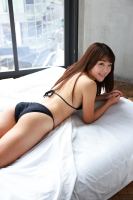 Sumire Noda plays golf in a swimsuit 2021008