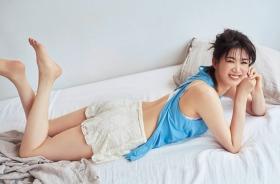Underwear image of Megumi Kurihara Princess Meg first fullscale gravure 2021003