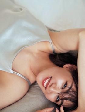 Underwear image of Megumi Kurihara Princess Meg first fullscale gravure 2021007