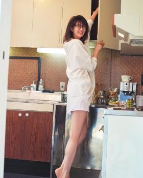 Underwear image of Megumi Kurihara Princess Meg first fullscale gravure 2021012