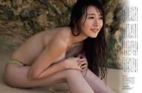 Yukari Oshima Swimsuit Bikini Gravure Former Fuji Television Announcer Monologue 2021007