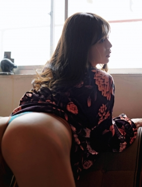 Natsuki Kawamura swimsuit underwear gravure completely uncensored shots 2021002