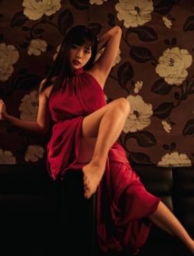 Natsuki Kawamura swimsuit underwear gravure completely uncensored shots 2021003