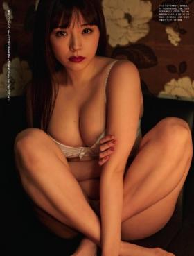 Natsuki Kawamura swimsuit underwear gravure completely uncensored shots 2021007