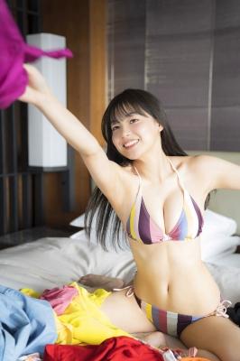 Haruna Yoshizawa Swimsuit Bikini Gravure Adult Hotel Suite Vol2005
