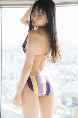 Haruna Yoshizawa Swimsuit Bikini Gravure Adult Hotel Suite Vol2010