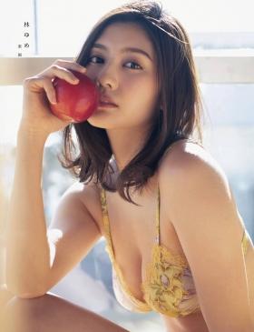 Yume Hayashi swimsuit bikini gravure No1 style is not a fluke003