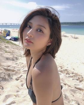 Yume Hayashi swimsuit bikini gravure No1 style is not a fluke029