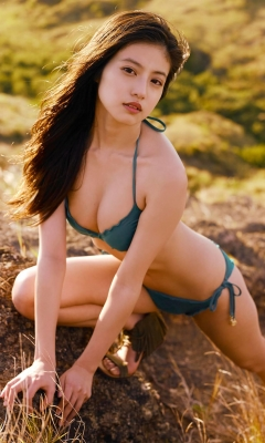 Mio Imada Swimsuit Bikini Gravure Dream Vol3 2018002