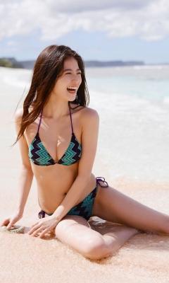 Mio Imada Swimsuit Bikini Gravure Dream Vol3 2018010