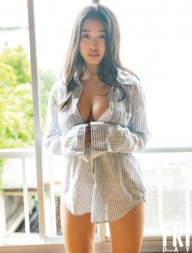 Maiko Swimsuit Bikini Gravure When you become a memory 2021007