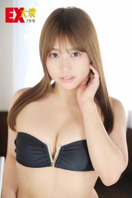 Ayaka Okita Swimsuit Bikini Gravure Everything about her is here 2021013