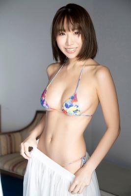 Aoi Hinata swimsuit bikini gravure Spring will soon be here 2021006