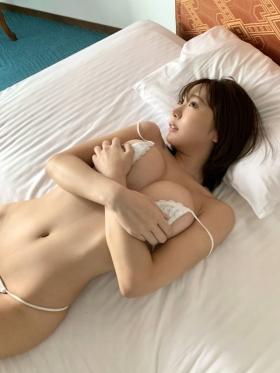 Aoi Hinata swimsuit bikini gravure Spring will soon be here 2021049