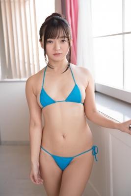 Ayana Nishinaga swimsuit bikini gravure, brand new to you 2021046
