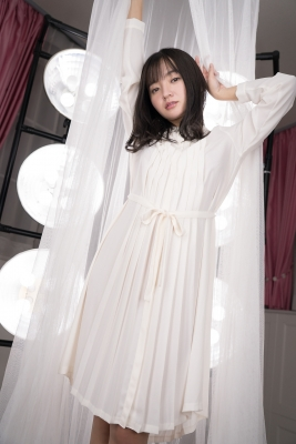 Ayana Nishinaga Deformed High-Leg Underwear Lingerie006