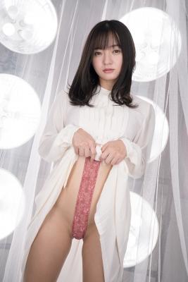 Ayana Nishinaga Deformed High-Leg Underwear Lingerie007