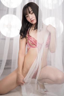 Ayana Nishinaga Deformed High-Leg Underwear Lingerie022