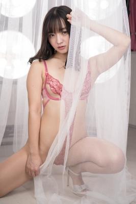 Ayana Nishinaga Deformed High-Leg Underwear Lingerie023