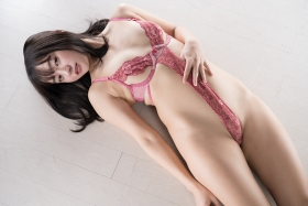 Ayana Nishinaga Deformed High-Leg Underwear Lingerie025