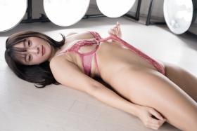 Ayana Nishinaga Deformed High-Leg Underwear Lingerie028