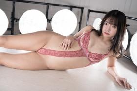 Ayana Nishinaga Deformed High-Leg Underwear Lingerie029