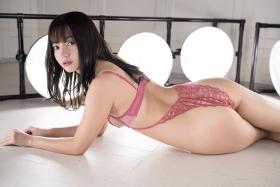 Ayana Nishinaga Deformed High-Leg Underwear Lingerie031