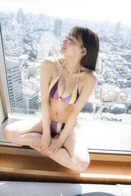 Haruna Yoshizawa Swimsuit Bikini Gravure Adult Hotel Suite Aya Natsume Vol3001