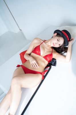 Yuki Mitera Swimsuit Underwear Gravure Beautiful Magician Vol5 2021005