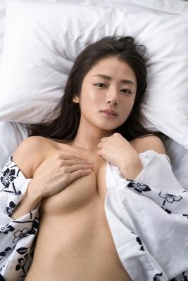 Momi Katayama If I were a man Id probably wear a hand bra008