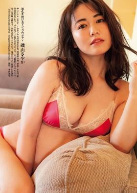 Sayaka Isoyama swimsuit bikini gravure marshmallow body that continues to evolve 2021001