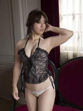 Sayaka Isoyama swimsuit bikini gravure marshmallow body that continues to evolve 2021032