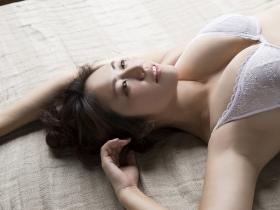 Sayaka Isoyama swimsuit bikini gravure marshmallow body that continues to evolve 2021033