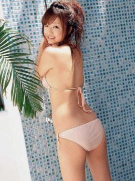Risa Kudo Swimsuit Bikini Gravure Erokawaii no Kudrisa 2021012