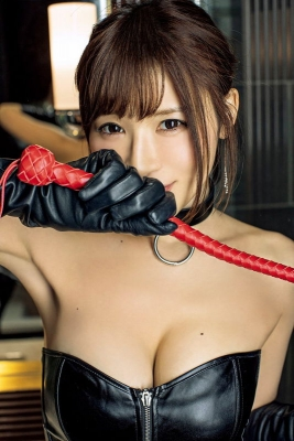 Yu Teshima swimsuit bikini gravure The power of I cup is still there003
