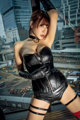 Yu Teshima swimsuit bikini gravure The power of I cup is still there004