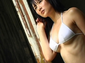 Yu Teshima swimsuit bikini gravure The power of I cup is still there022