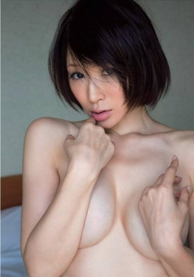 Yu Teshima swimsuit bikini gravure The power of I cup is still there027