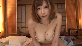 Yu Teshima swimsuit bikini gravure The power of I cup is still there034