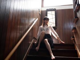 Ayano Kuroki Gakushuin graduateDeepwindowed bikini girl charmed clean and beautiful in her second photo book 2021006
