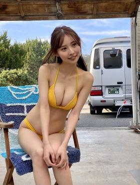 Anonswimsuit bikini gravure, member of female idol group predia013