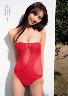 Anonswimsuit bikini gravure, member of female idol group predia024