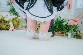 Cosplay Swimsuit Style CostumeRe Zero to Hajime Isekai Seikatsu Maid Costume033