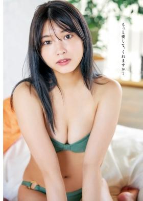 Airi Furuta Last Uniform Swimsuit Gravure 2021004