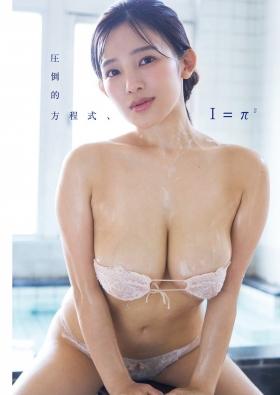 Jun Amagi swimsuit bikini gravure Miracle body that surpasses both light and mass 2021003